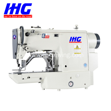 IH-430D Computer Direct-Drive Lockstitch Bar Tacking Machine